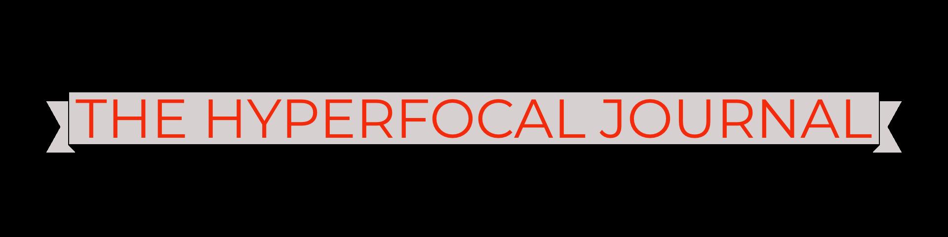 The Hyperfocal Journal